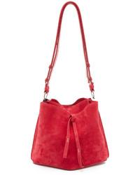 Maison Margiela Suede Bucket Bag