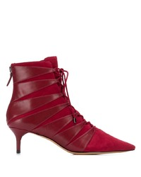 Alexandre Birman Pointed Ankle Boots