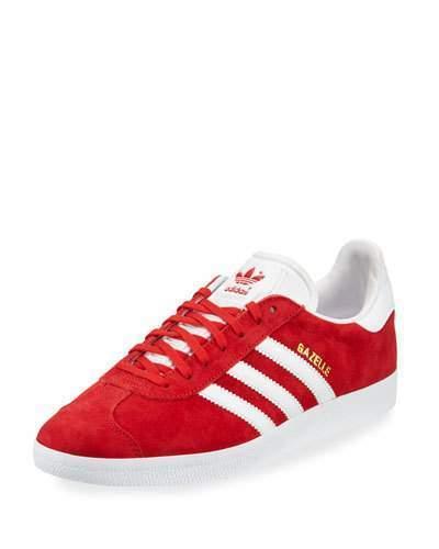 for Sneaker Gazelle Original Suede q8awqY Adidas Redwhite Men's 06BzwxzPq