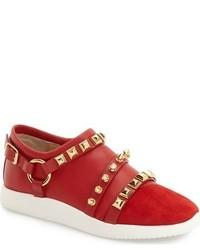 Giuseppe Zanotti Studded Sneaker