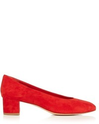 Ballerina suede pumps medium 808875