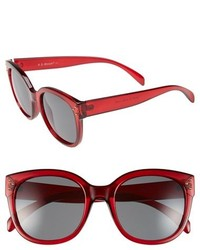 Aj Morgan Pristine 55mm Oversized Sunglasses