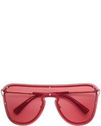 Versace Frenergy Visor Sunglasses