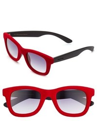 Italia Independent I V 55mm Square Sunglasses