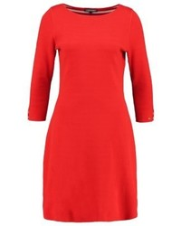 Tommy Hilfiger Balina Jumper Dress Red