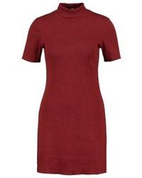 River Island Frankie Jumper Dress Red