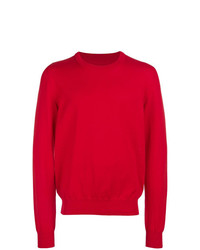 Maison Margiela Contrast Elbow Patch Sweatshirt