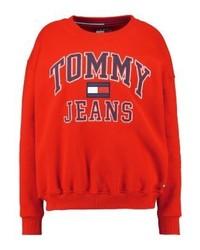 Tommy Hilfiger Tommy Jeans 90s Sweatshirt Salsa