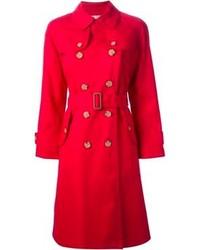 Red Trenchcoat