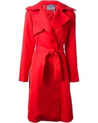 Lanvin Belted Trench Coat