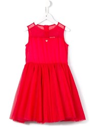 Armani Junior Tulle Party Dress