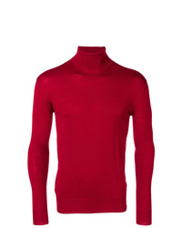 Raf Simons Roll Neck Sweater