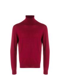 Canali Roll Neck Sweatshirt
