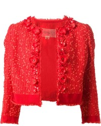 Red Tweed Jacket
