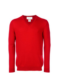 Pringle Of Scotland Cashmere V Neck Jumper