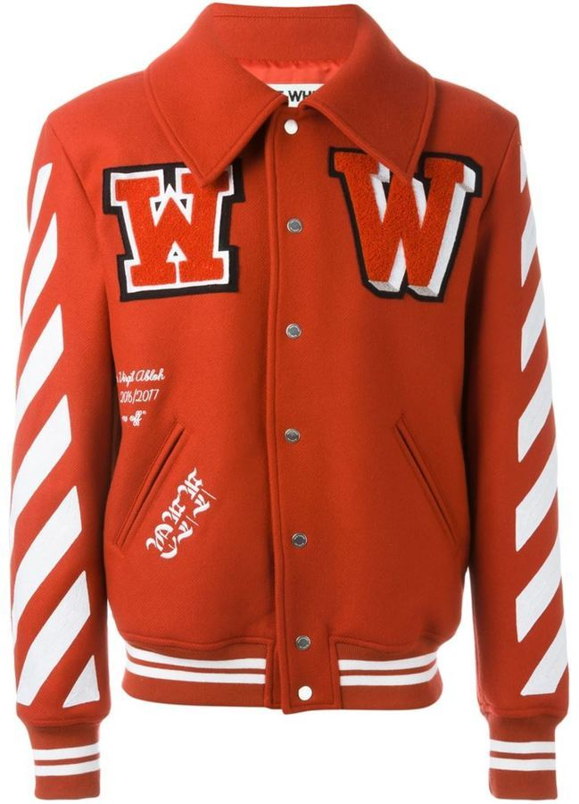 Off White Varsity Jacket Where To Buy How To Wear