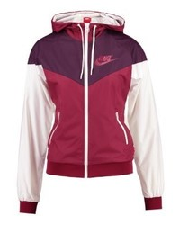 Nike Summer Jacket Port Wineteam Red