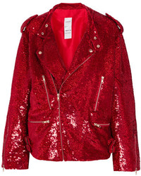 Sequin Outerwear