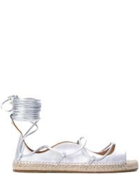 Dsquared2 Strappy Ballerina Sandals