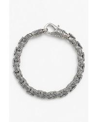 Konstantino Classics Carved Bracelet