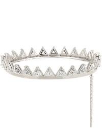 Eddie Borgo Orion Silver Plated Bracelet