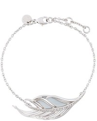 Shaun Leane White Feather Diamond Bracelet
