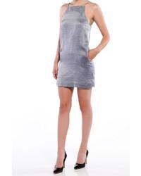 Silver Cami Dress