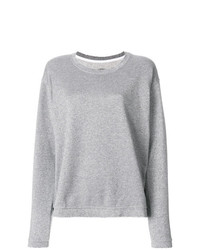 RtA Raw Edge Sweater