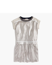 J.Crew Girls Shimmer Jersey Dress