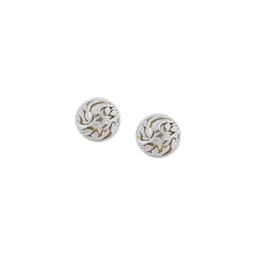 Kasun London Fantasy Pearl Stud Earrings