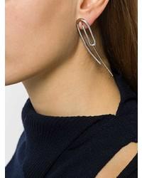 Charlotte Chesnais Initial Earring