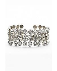 Nina Tiarra Crystal Line Bracelet