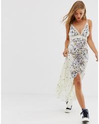 Free People Paradise Printed Maxi Dress