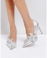 Asos Pavlova Embellished High Heels