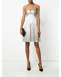 Armani Collezioni Draped Front Dress