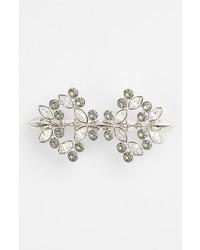 Crystal bowtie brooch medium 12042