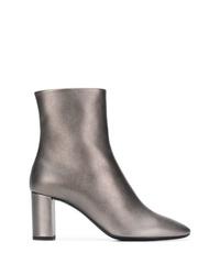 Saint Laurent Lou Lou 95 Ankle Boots