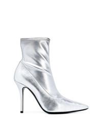 Giuseppe Zanotti Design Salom Laminated Boots