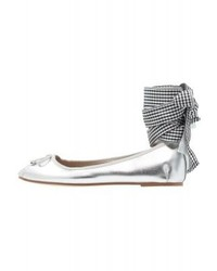 Coolway Coral Ballet Pumps Silver