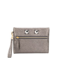 Anya Hindmarch Eyes Zip Clutch