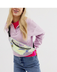 Skinnydip Patty Holographic Bum Bag