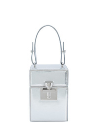 Oscar de la Renta Mini Alibi Box Bag