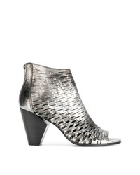 Strategia Perforated Sandals