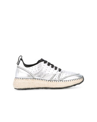 Tod's Braided Sole Sneakers