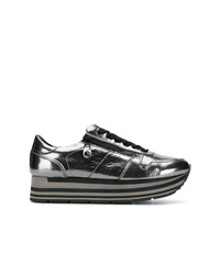 Kennel + Schmenger Kennelschger Platform Lace Up Sneakers