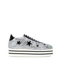 Chiara Ferragni Platform Star Sneakers