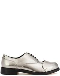 Comme des Garcons Comme Des Garons Homme Plus Layered Cap Oxford Shoes