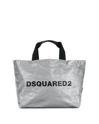 Dsquared2 Logo Shopping Tote Bag
