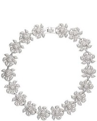 Nina Camilia Crystal Collar Necklace
