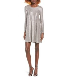 Dee Elly Shine Swing Dress
